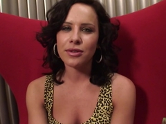 Incredible pornstar in Fabulous Brunette, Softcore xxx scene