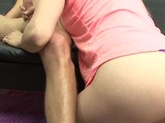 Exotic pornstar Little Taylor in Horny Handjobs, Big Tits xxx scene