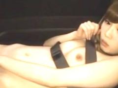Exotic Japanese model Mei Kago in Incredible Outdoor, Cumshots JAV clip