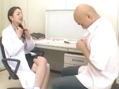Crazy Japanese chick Mieko Arai in Best Striptease JAV scene