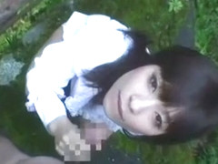 Crazy Japanese girl Kaho Kasumi in Exotic POV, Outdoor JAV video
