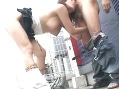 Horny Japanese girl Rei Kitajima in Amazing Cumshots, Big Tits JAV scene