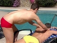 NextDoorBuddies Video: Summer Slam