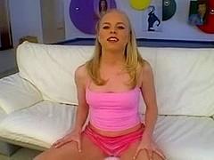 Amber Rain Just Over Eighgirl