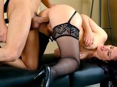 Caroline Pierce in Teacher's Got A Tight Pussy #04, Scene #01