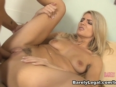 Amanda Tate in Girl Tryouts #62