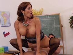 Tara Holiday & Johnny Castle in My First Sex Teacher