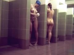 Hidden cameras in public pool showers 436
