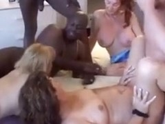 Incredible Amateur clip with Group Sex, MILF scenes