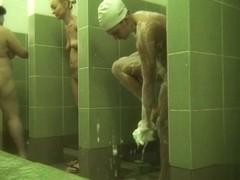 Hidden cameras in public pool showers 667