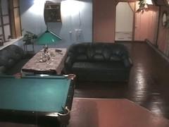 Hidden porn in billiard