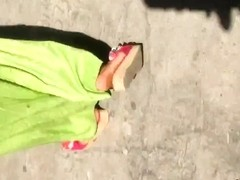 Arabic sexy milf soles