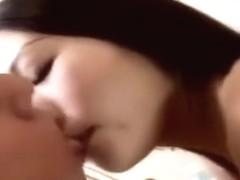 Chinese girlfriend please her boyfriend
