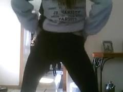 Mad twerk cam legal age teenager clip