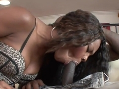Hottest pornstars Coffee Brown and Natalie Evans in amazing tattoos, brazilian porn scene