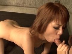 Best pornstar Rui Shiina in Incredible Creampie, Medium Tits porn clip