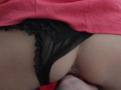 Horny pornstar in Crazy Medium Tits, Blonde porn scene