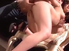 Crazy Japanese girl in Incredible Big Tits JAV scene