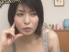 Crazy Japanese model An Nanba in Hottest Blowjob/Fera, Facial JAV clip