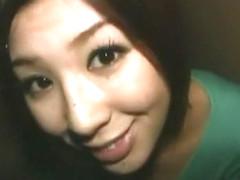 Fabulous Japanese girl Nana Saeki in Crazy POV, Blowjob/Fera JAV movie