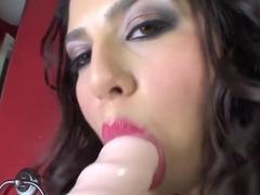 Fabulous pornstar Sunny Leone in Crazy Showers, Big Ass sex video