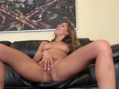 Fabulous pornstar Ella Milano in Exotic Small Tits, Solo Girl xxx clip