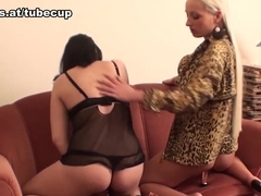 Horny pornstar in Fabulous Dildos/Toys, Lesbian sex clip