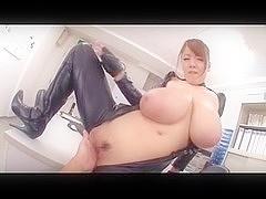 Hitomi Tanaka receives pounded