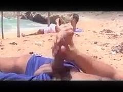 Beachboys Blowjob