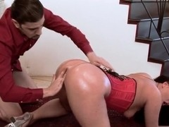 Simony Diamond and Zenza Raggi fuck in ass