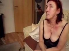 Having fun with my mature slut. Amateur older