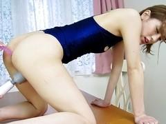 Incredible Japanese girl Yuu Mahiru in Exotic JAV uncensored Teen movie