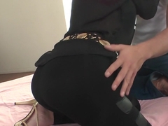 Hottest Japanese chick Megu Kamijyou in Fabulous JAV uncensored Big Tits scene