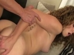 Horny pornstar Kimber Day in crazy blowjob, tattoos adult scene