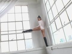 Ballet Queen Nina North Gets Fucked