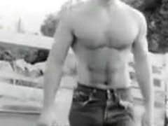 Gay Vintage 50s - Cowboy Washup
