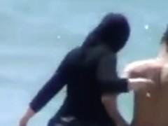 voyeur en la playa 2