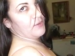 Pull my dick in your mouth and make me fuck your face !!!