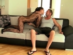 Hottest pornstar Shara Jones in Incredible Brunette, Babes sex video