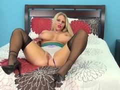 Exotic pornstar Karen Fisher in Incredible Solo Girl, Big Ass porn movie