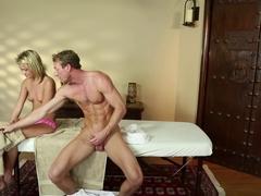 Incredible pornstars Kota Sky, Ryan McLane in Amazing Facial, Blowjob adult movie