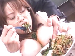 Fabulous Japanese chick Misa Nishida in Best Cougar, Big Tits JAV video