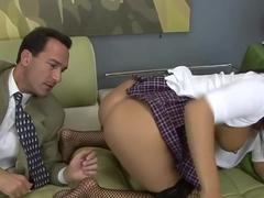 Hottest pornstar in amazing cumshots, threesome xxx clip