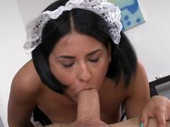 Horny pornstar in Incredible Cunnilingus, Facial sex movie