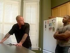 NextdoorEbony Video: Contract Work