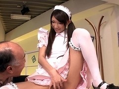 Old Perv Orders A Young Slut