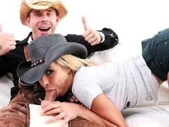 Carmen Caliente in Ride ´em Cowgirl - MagmaFilm