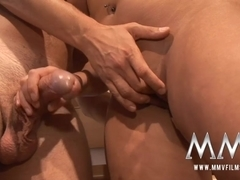 MMVFilms Video: Fucked While Cleaning