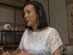 Naughty Older Chick Ayumi Takanashi Fucked In A Threesome