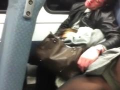 Upskirts voyeur video with a slut with nice ass